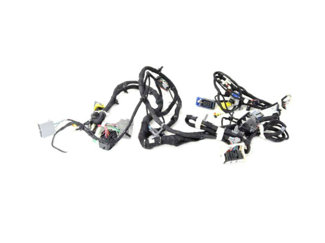 Instrument Panel Wiring Harness-VIN: B Mopar 68189984AE