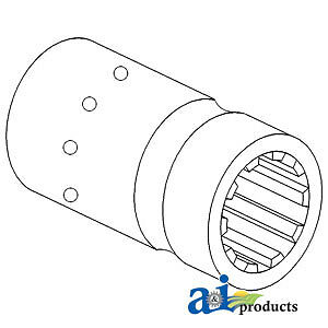 A-880069M2 Massey Ferguson Parts SLEEVE COUPLING 158, 202