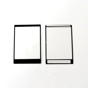 New For Sony HX9V HX100V Camera Outer LCD Screen Display