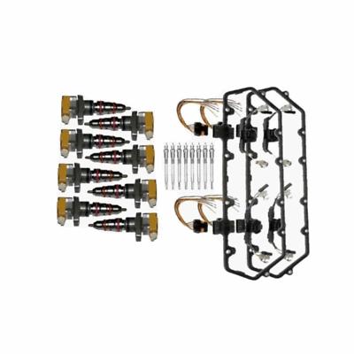 Premium Diesel Fuel Injectors, Valve Cover Gaskets, & Glow