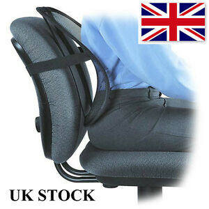 chair back support green covers for cheap lumbar cushion pain relief car seat office image is loading