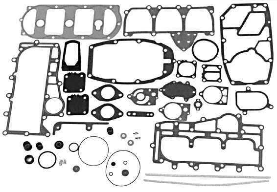 Powerhead Gasket Set Kit 50HP 60HP Mercury Mariner 2