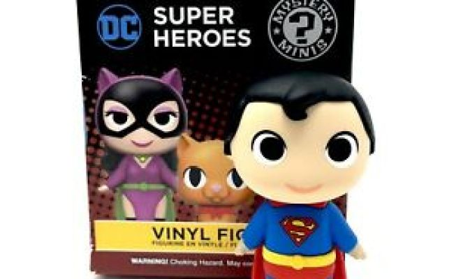 Funko Mystery Minis Dc Comics Series 3 Super Heroes Pets