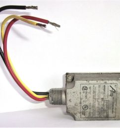 area lighting research photocontrol at 168 sensor 208 277 vac at168 for sale online ebay [ 1600 x 1200 Pixel ]