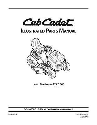 Cub Cadet Ltx 1040 Transmission Drive Belt Diagram' : cadet, transmission, drive, diagram', Cadet, Parts, Manual, Model