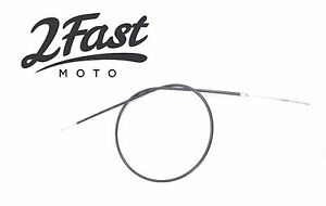 2Fast Moped Throttle Cable Tomos Targa LX Sprint A3 A35