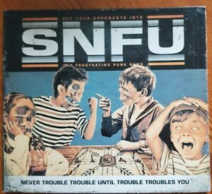 SNFU Never Trouble Trouble Until Trouble Troubles You CD 2013 | eBay