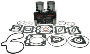 Polaris 440 IQ, 2005-2007, Wiseco Pistons & Gasket Set