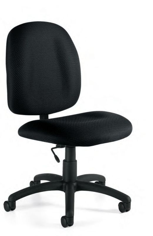 Armless Desk Chairs