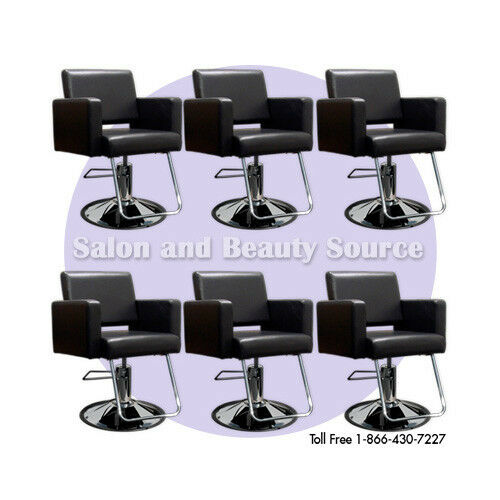 Styling Chair Beauty Hair Salon Equipment Furniture H6b  eBay