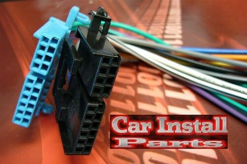 Chevy Oem Stock Radio Wire Harness Plug