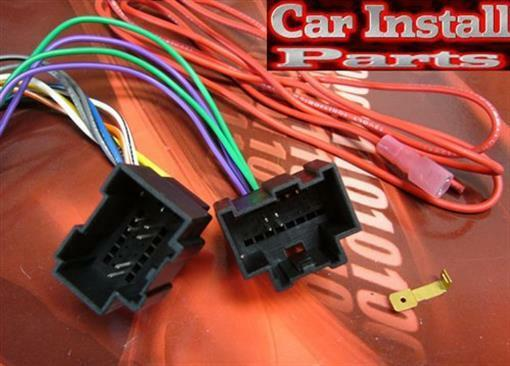 Radio Stereo Install Car Wire Wiring Harness Cable 5 Fits Gmc