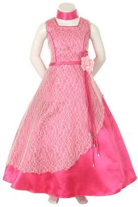 New Girl Evening bridesmaid Pageant Formal Party Dress ...