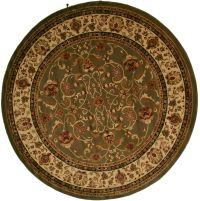 8 Foot Round Area Rug Rugs New Large Huge Traditional ...