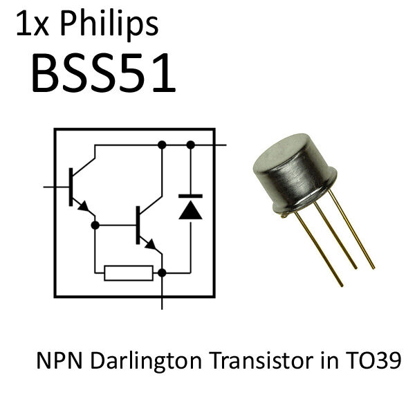 10000x with one transistor