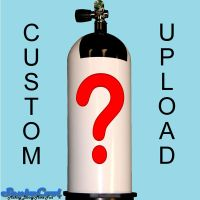 ScubaCool ***Custom*** Dive Tank Cylinder Cover Design ...
