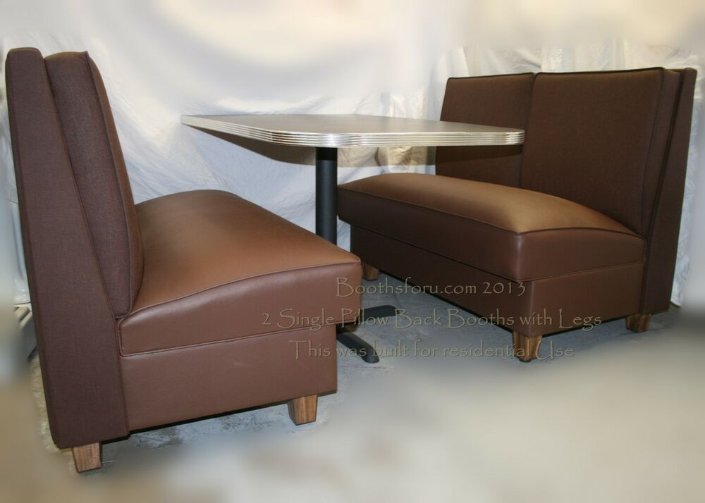 Custom Home Residential Commercial Dining Booth Banquette
