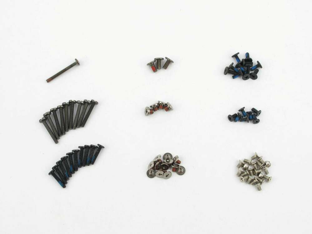 A Pack Screws Specific for Lenovo IBM Thinkpad T60 T60P