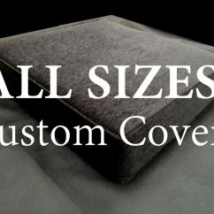 Foam Cushion Replacement For Sofa Floor Furniture Seat Cover Only All Sizes ...