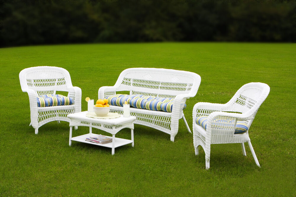 Tortuga Outdoor All Weather Resin Wicker Patio Furniture