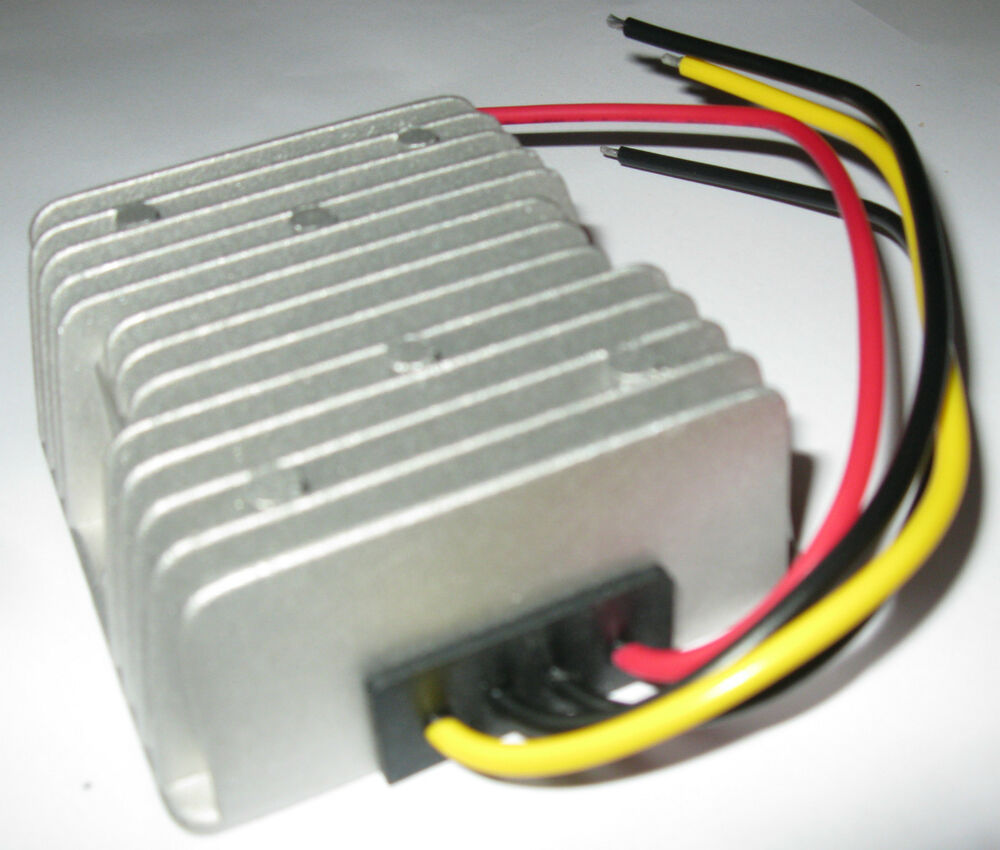 hight resolution of details about 10 amp golf cart voltage reducer 36 volts to 12 volts ezgo club car yamaha golf