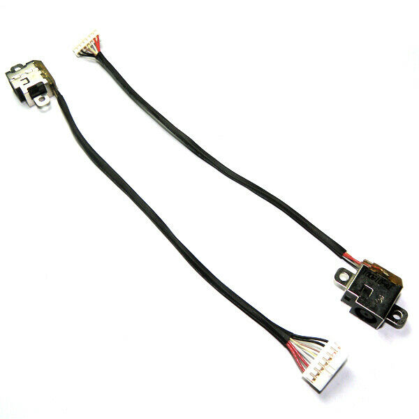 DC IN POWER JACK WITH CABLE HARNESS HP PAVILION DV6-6000