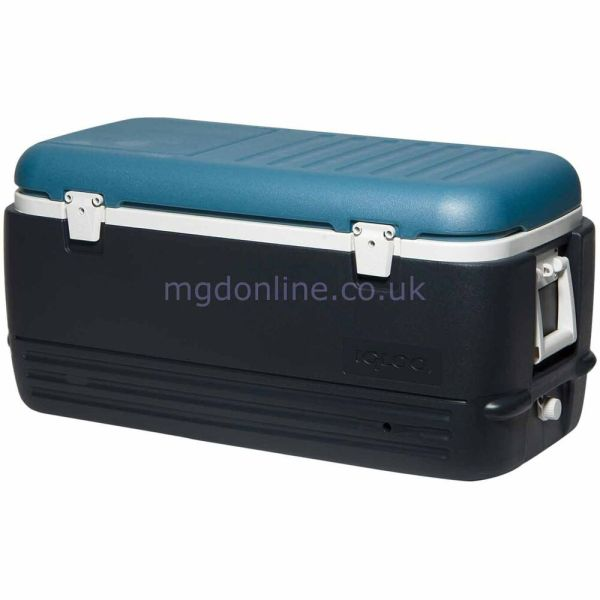 Igloo Maxcold 100 Qt Quart 95 Litre Large Size Ice Pack Cool Box Cooler Chest