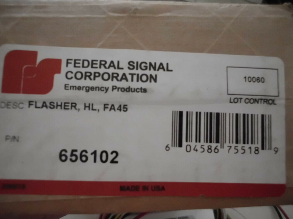 Collection Federal Signal Pa300 Wiring Diagram Pictures Diagrams