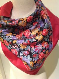 liberty of london ebay vintage liberty of london red ...