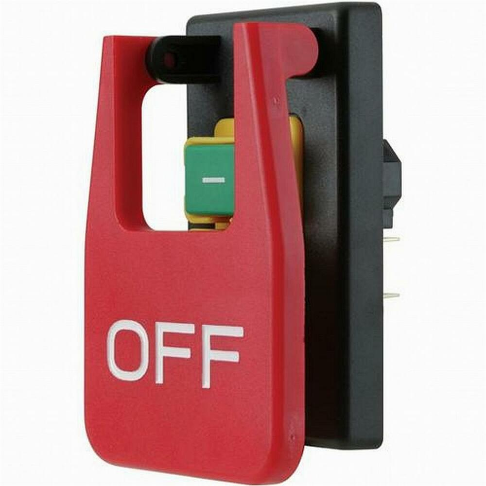 Electrical Motor & Power Tool Safety On Off Switch 220V 16