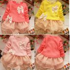 Toddlers Baby Girls Princess Lace Party Dresses Kids Tutu