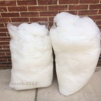 4 Pounds Polyester Fiberfill, Fiber filling, Crafting ...