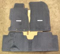 Genuine OEM Honda Civic 4Dr Sedan Gray Carpeted Floor Mats ...