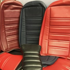 Chair Covers To Buy Keekaroo High Parts 1970-1978 Corvette C3 Seats Cover(pair) | Ebay
