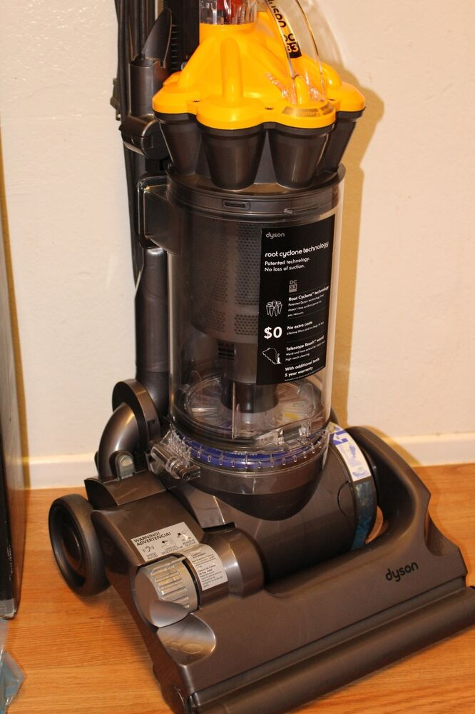 Dyson DC33 MultiFloor Upright Bagless Vacuum Cleaner 87995700481  eBay