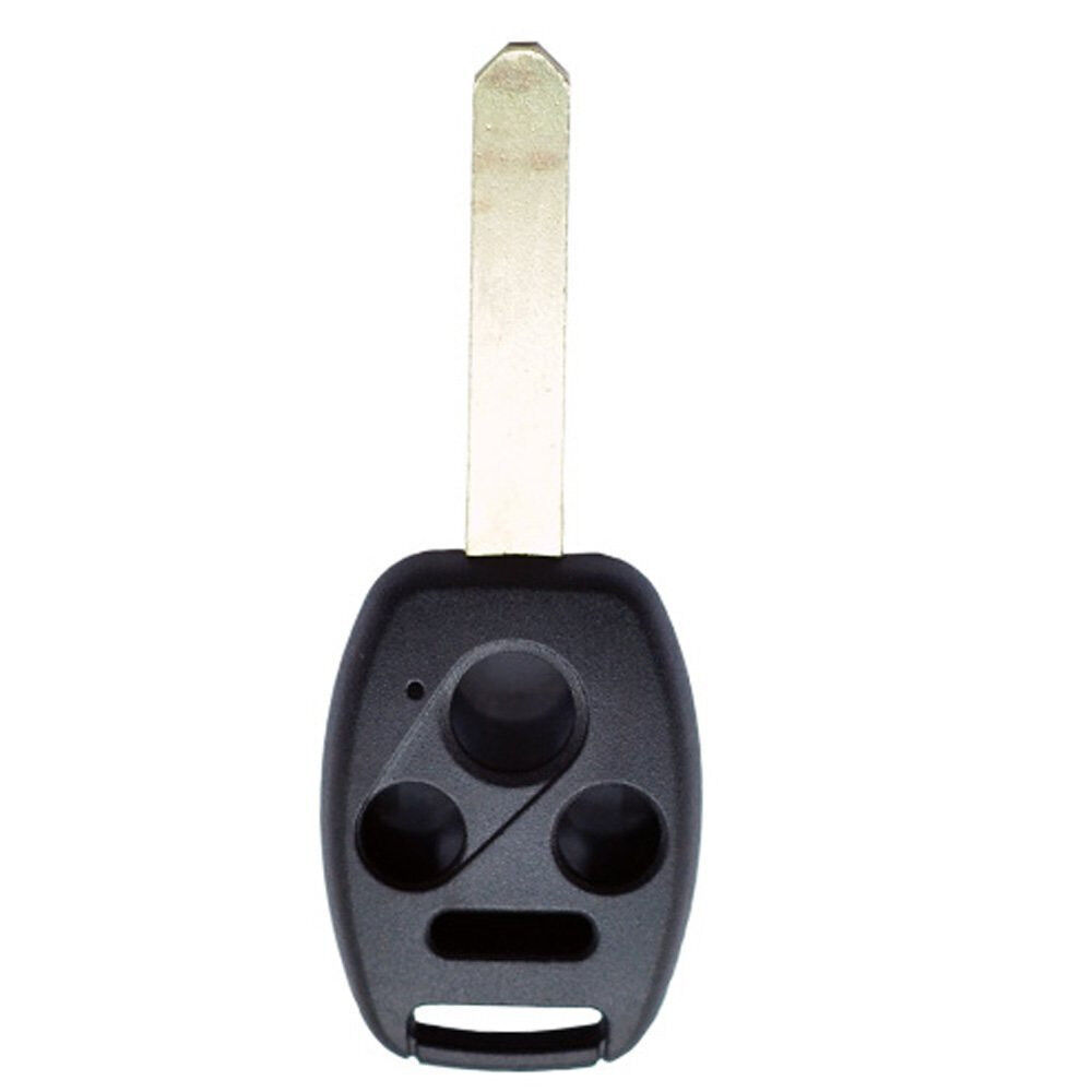 Buttons Key Case Shell For Honda Accord Civic Crv Insight Remote Key