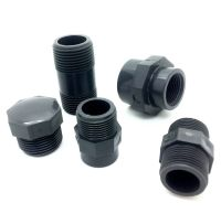 "BSP PVC THREADED PIPE FITTINGS - 1/2"" to 4"" - INDUSTRIAL ..."