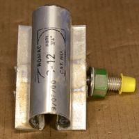 "Romac C-12 3/4"" x 4"" Stainless Industrial Pipe Patch Clamp ..."