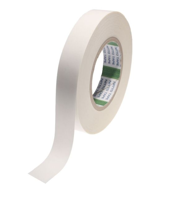6mm 9mm 12mm 19mm 25mm 50mm Double Sided Tissue Adhesive Tape X 50m Nitto 500