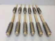 12 pieces natural wood hair