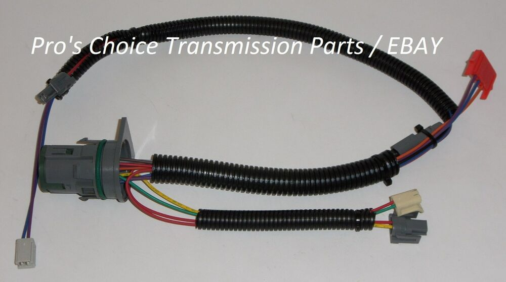 Wiring Harness In Addition 4l80e Transmission Wiring Harness Diagram
