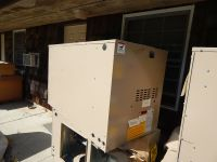 Coleman Evcon 125000 BTU Natural Gas Mobile Home Furnace ...