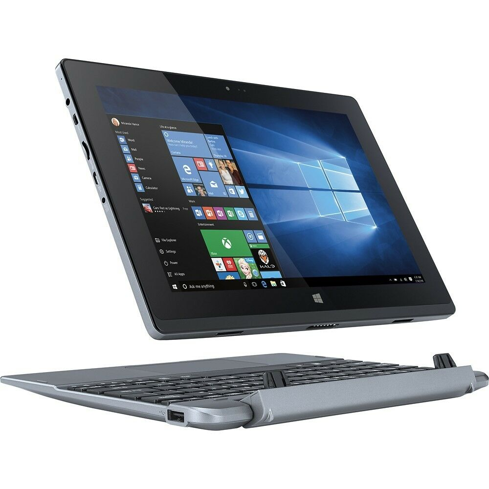 Acer One 101 TouchScreen 2in1 Laptop Tablet Intel 32GB
