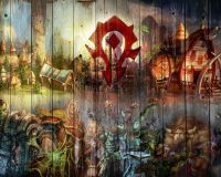 World of Warcraft WOW Horde Wall Poster 11 Print Art ...