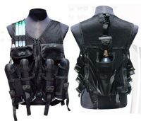 TRINITY Tactical Vest Paintball Protector Pod holder and ...