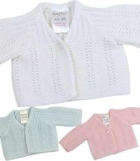 BabyPrem Baby Clothes Knitted Preemie Micro Tiny Cardigan ...