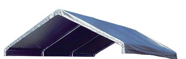 12 X 30 Heavy Duty 12 Mil Valance Replacement Canopy Tarp