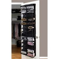 Home Collections 26 Pocket Over the Door Shoe Organizer | eBay