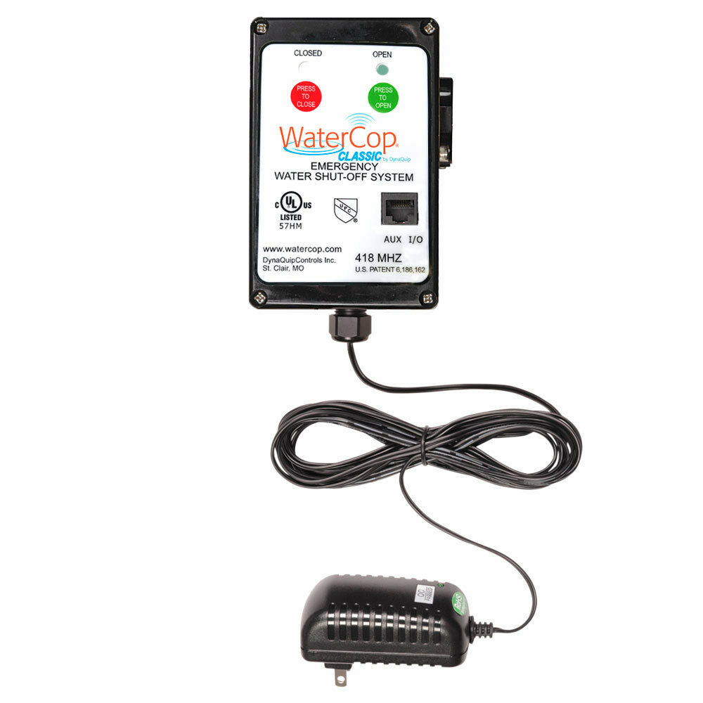 WaterCop Electric Actuator Motor (WCDACT) New & Improved