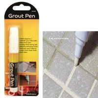3 PK Grout Pen Reviver Stick Kitchen Shower Tile Bathroom ...